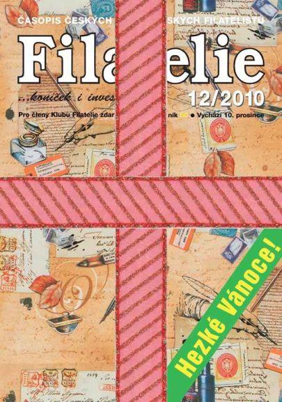 Filatelie 12/2010