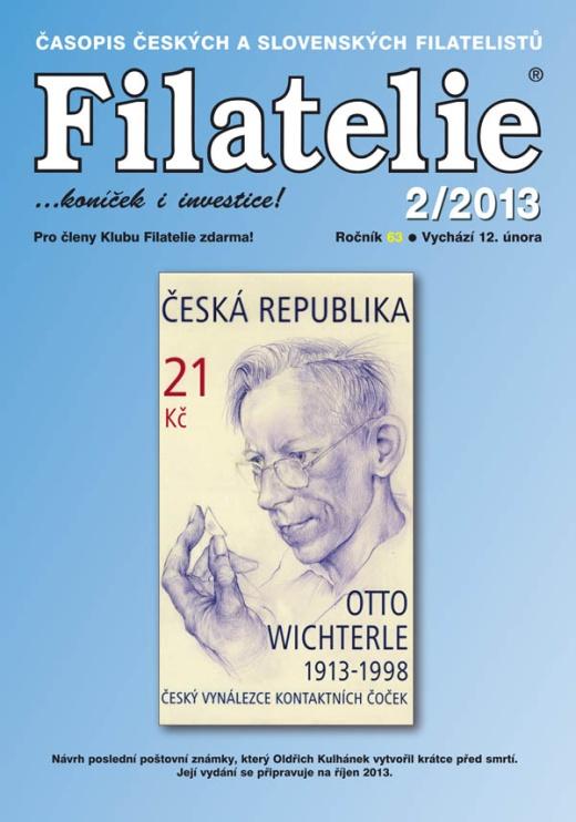 Filatelie 2/2013