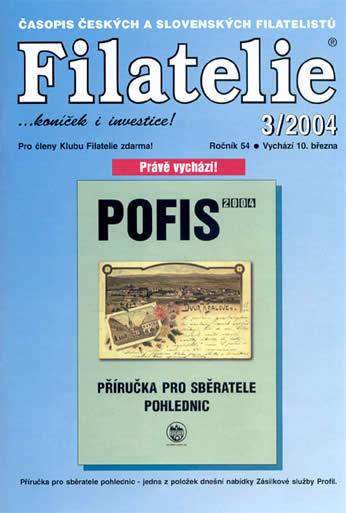 Filatelie 3/2004