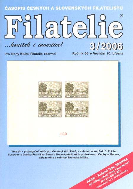 Filatelie 3/2006