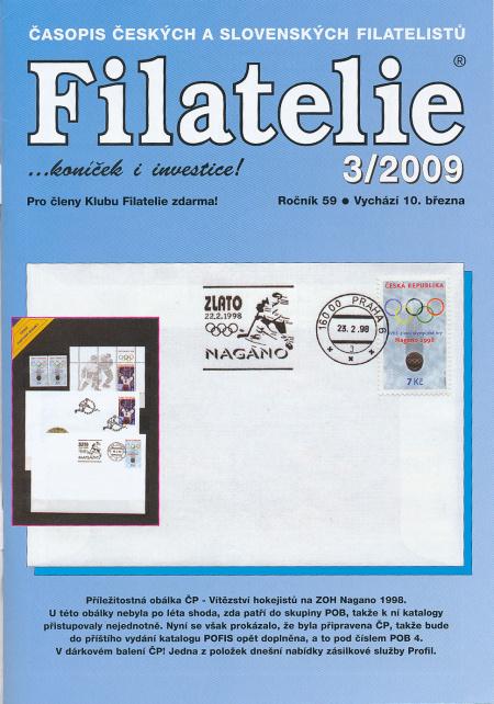 Filatelie 3/2009