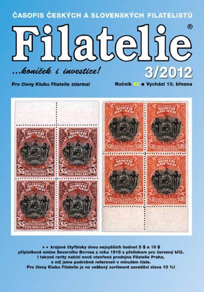 Filatelie 3/2012