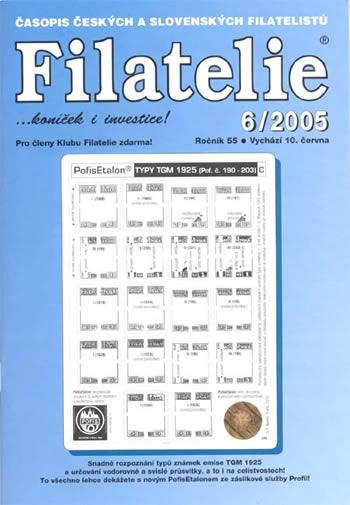 Filatelie 6/2005