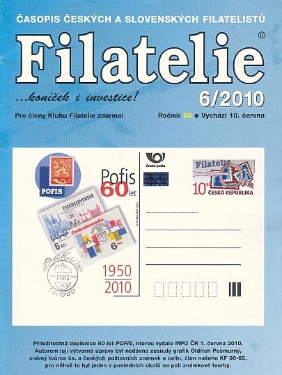 Filatelie 6/2010