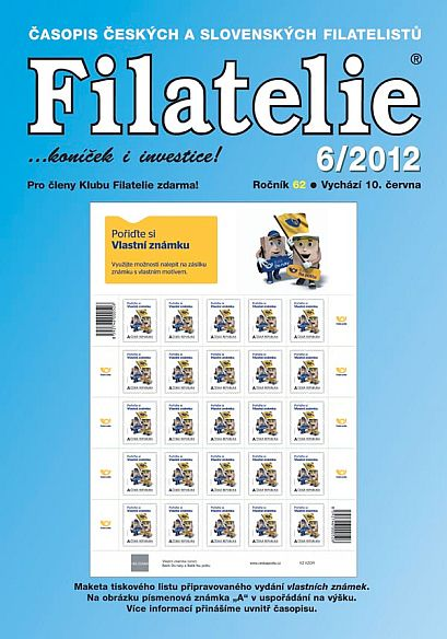 Filatelie 6/2012