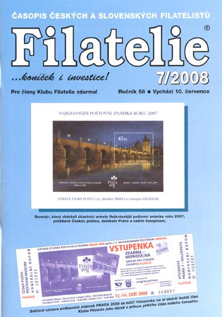 Filatelie 7/2008
