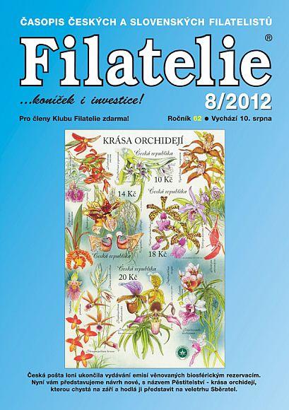 Filatelie 8/2012
