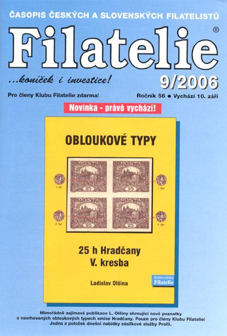 Filatelie 9/2006