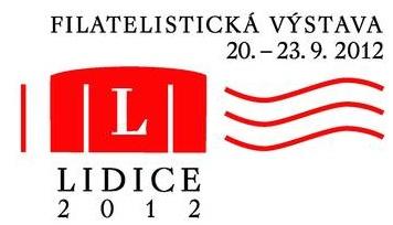 Filatelistická výstava Lidice 2012
