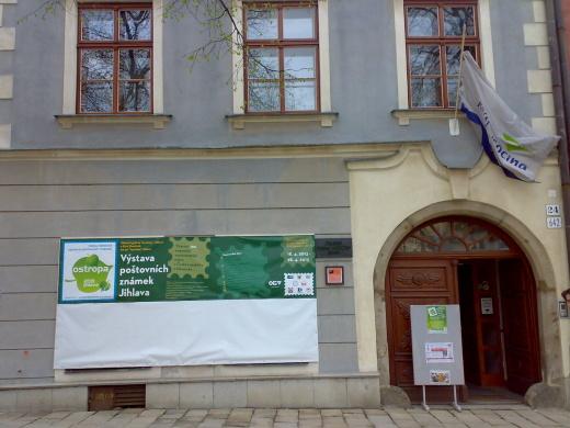 Filatelistická výstava OSTROPA 2013