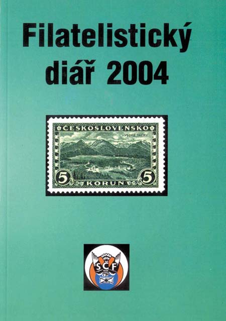 Filatelistický diář 2004