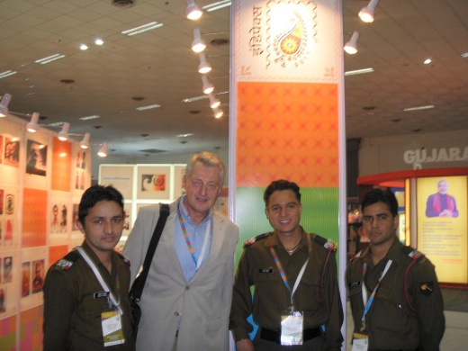 Fotografie z INDIPEX 2011