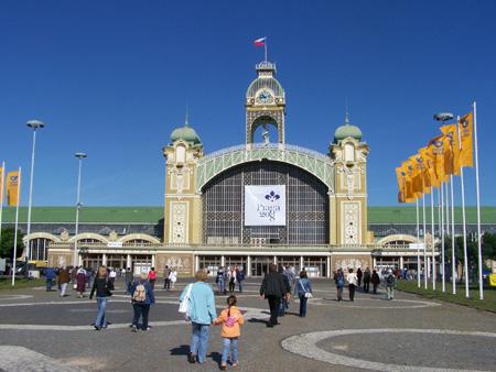 Fotografie z PRAGA 2008