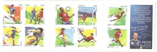 Francúzska pošta kUEFA EURO 2016