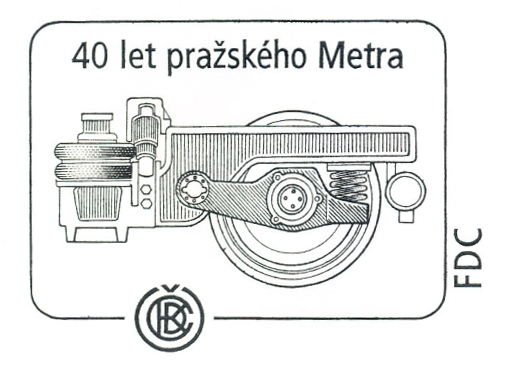 Historické dopravní prostředky: prototyp 1. čs. vozu pro Metro Praha