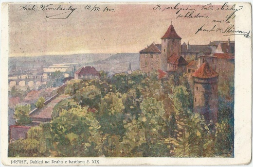 Historické drobnosti z éry dlouhých adres