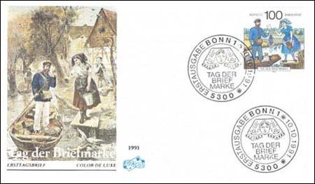 Historie poštovnictví – poštovní historie