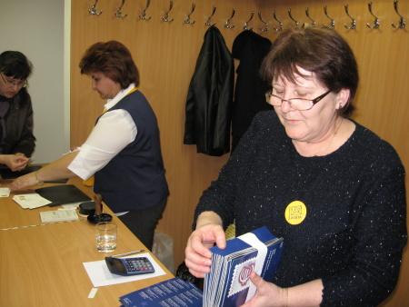 Inaugurácia poštovej známky v Boldogu