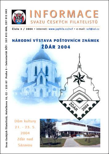Informace SČF 2/2004