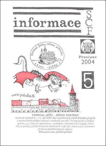 Informace SČF 5/2004