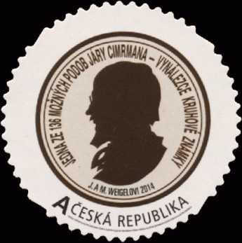 Inovace zoubkování poštovních známek