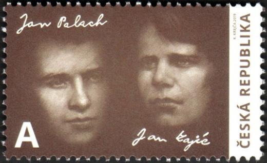 Jan Palach a Jan Zajíc