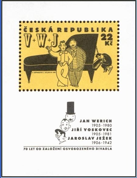 Jaroslav Ježek – 100. výročí narození