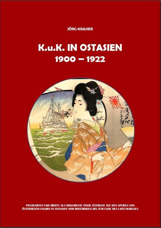 Kniha K.u.K. in Ostasien 1900-1922