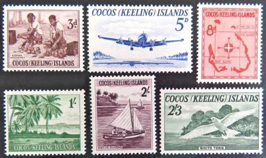 Kokosové - Keelingské ostrovy