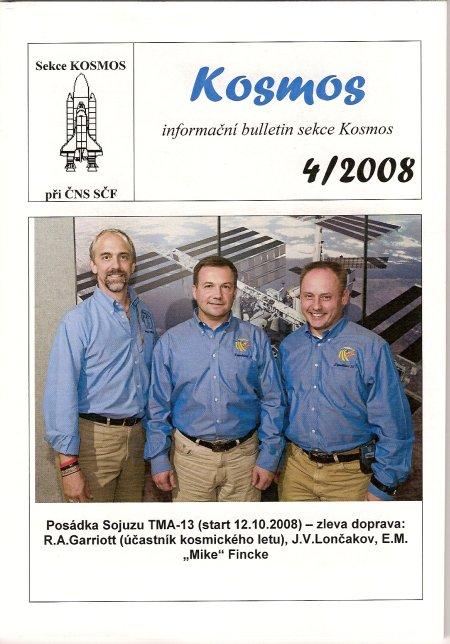 KOSMOS 4/2008
