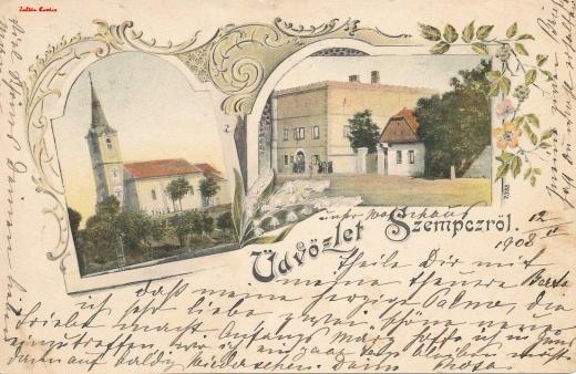 Kostol Sv.Mikuláša a Turecký dom
