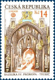 Krásy naší vlasti – Bazilika sv. Prokopa v Třebíči
