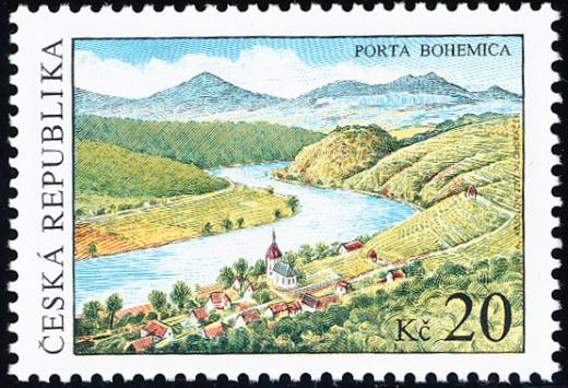 Krásy naší vlasti - Porta Bohemica