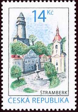 Krásy naší vlasti - Štramberk