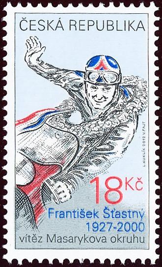 Legendy Masarykova okruhu v Brně: František Šťastný (1927 - 2000)