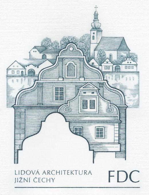 Lidová architektura - A