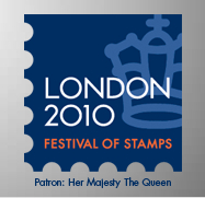 Londýn 2010 - Festival známek