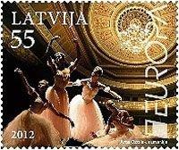 Lotyšsko 2/2012