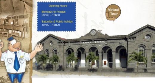Mauricius – návštěva poštovního muzea