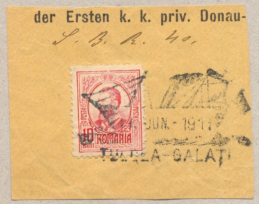 Méně známá poštovní razítka DDSG