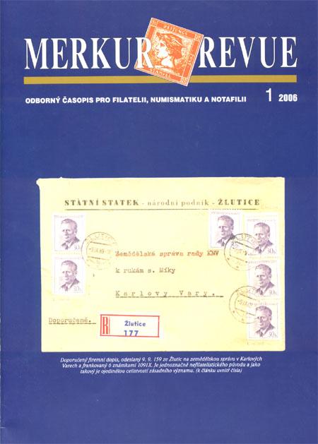 Merkur-Revue 1/2006