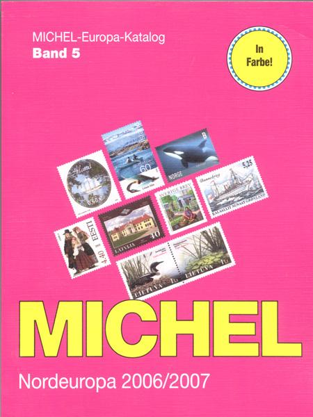 MICHEL: Severní Evropa 2006/2007 (Band 5)
