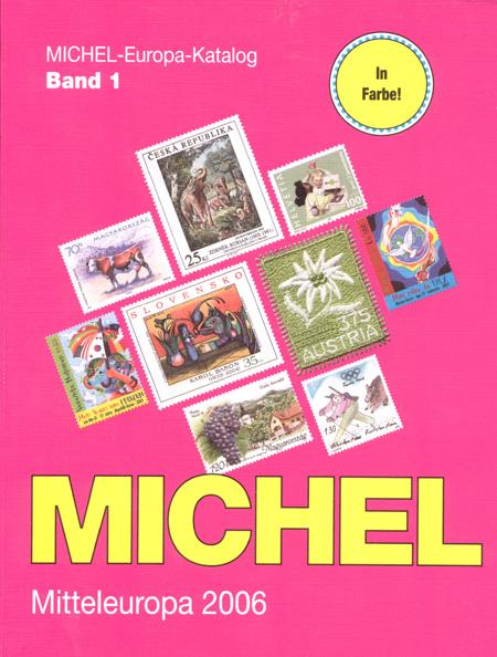 MICHEL: Střední Evropa 2006 (Band 1)