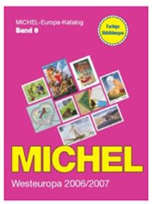 MICHEL: Západní Evropa 2006/2007 (Band 6)