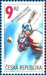 Mistrovství Evropy v baseballu 2005