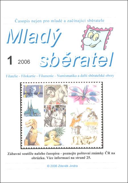 Mladý sběratel 1/2006