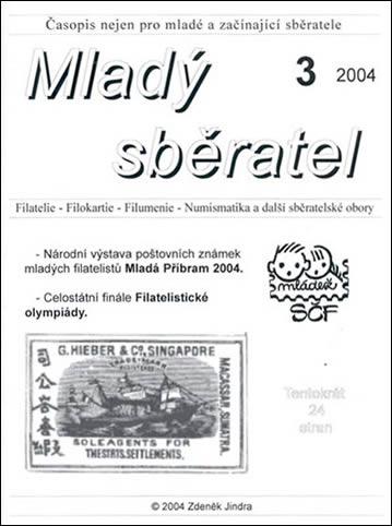 Mladý sběratel 3/2004