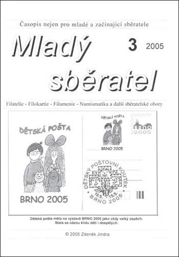 Mladý sběratel 3/2005