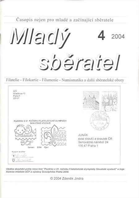 Mladý sběratel 4/2004