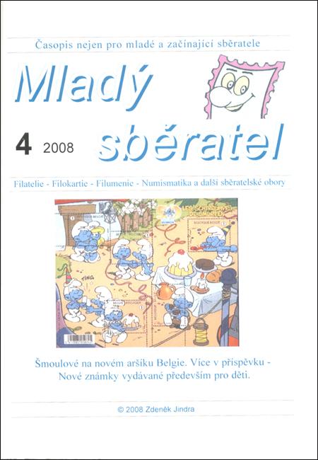Mladý sběratel 4/2008